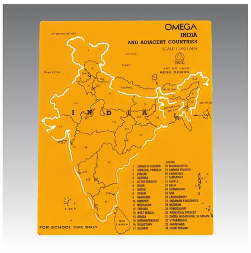 INDIA-MAP-STENCIL
